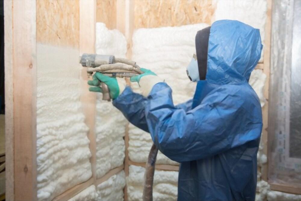 seinte soojustamine pur vahuga